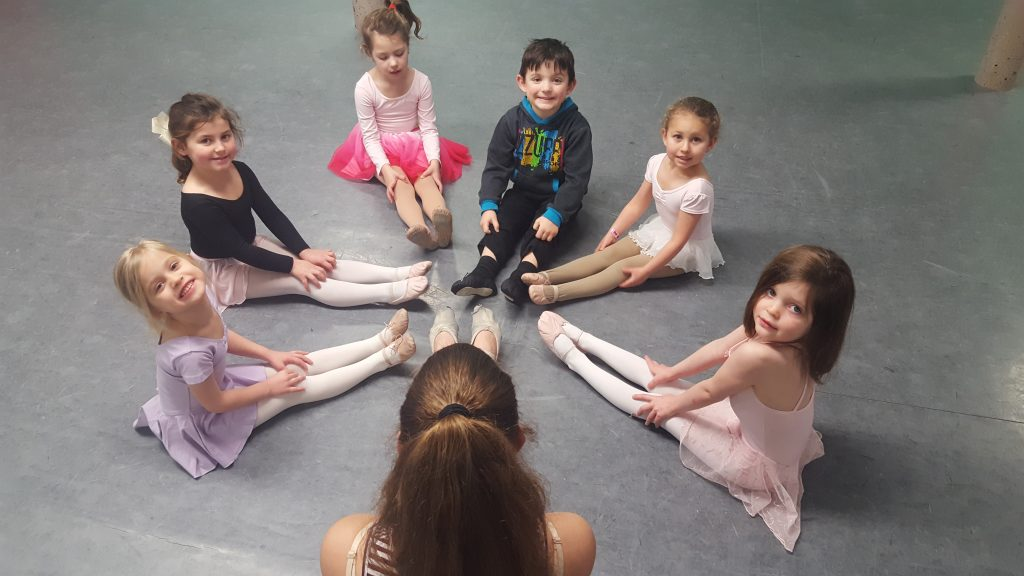 Pee-Wee Summer Dance & Musical Theatre Camp