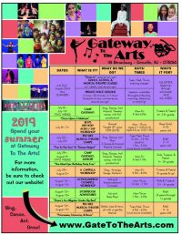 Click here for all of our summer programs